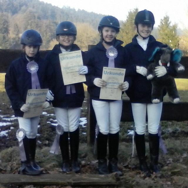 2. Platz beim Finale Jugendcup in Lelbach